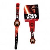 Relógio Digital dos Star Wars