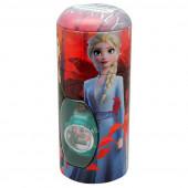 Relógio Digital Frozen 2 + Caixa Mealheiro