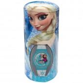 Relógio Digital Frozen Disney em Caixa Metal