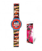 Relógio Digital Ladybug