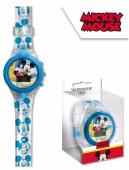 Relógio Digital Mickey com Led