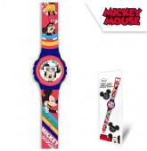Relógio Digital Mickey Mouse