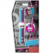 Relógio Digital Monster High Caveira