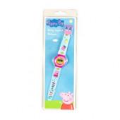 Relógio Digital Porquinha Peppa 22cm