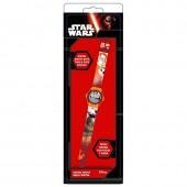 Relogio Digital Star Wars BB8