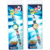 Relógio digital Yo Kai Watch - sortido