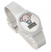 Relógio infantil  Dobby Harry Potter branco
