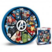 Relógio Parede Avengers