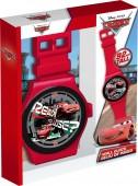 Relógio Parede Cars