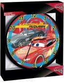 Relógio parede Disney Cars 3