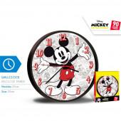 Relógio Parede Mickey 90 Years