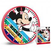 Relógio Parede Mickey Color Disney