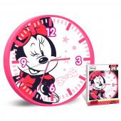 Relógio Parede Minnie Disney