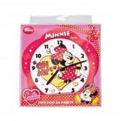 Relógio Parede Minnie