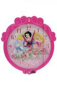 Relógio Parede Princesas Disney