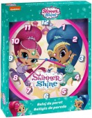 Relógio parede Shimmer e Shine