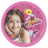 Relógio parede Sou Luna