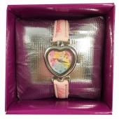 Relógio Princesas Disney - Coração