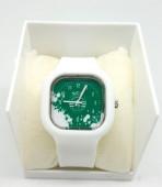 Relógio Silicone Sporting Branco