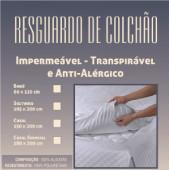 Resguardo de colchão cama bebé