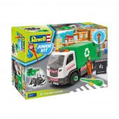 Revell Junior Kit Camião do Lixo