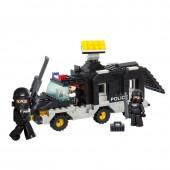 Riot Police Carro Intervenção Polícia