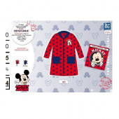 Robe Coralina Mickey Disney