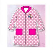 Robe Coralina Princesas Disney