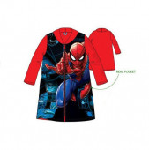 Robe Coralina Spiderman Vermelho
