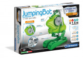 Robot Jumpingbot - Ciência e Jogo