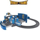 Robot Trains Estação de lavagem