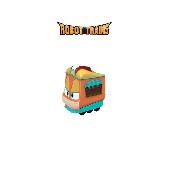 Robot Trains Veículo Básico Jeanne