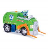 Rocky Cam.Reciclagem Transf. Veículo Básico Patrulha Pata