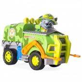 Rocky Jungle Truck Veículo básico + figura