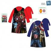 Roupão Coralina Avengers Vermelho