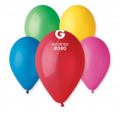 Saco 100 Balões Sortidos 12