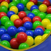 Saco 100 bolas piscinas