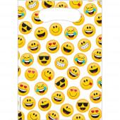 Saco Brinde Emoji 8 unid
