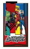 Saco Cama Avengers Marvel