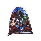 Saco Cordões dos Avengers 26cm