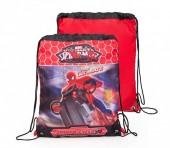 Saco de desporto Spiderman moto premium