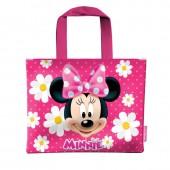 Saco de Praia Minnie Mouse - Flowers