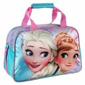 Saco desporto 40cm  Elsa and Anna - Frozen Disney