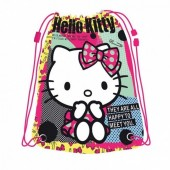 Saco Desporto Grande Hello Kitty Teen