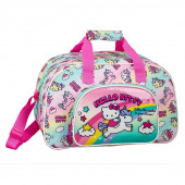 Saco Desporto Hello Kitty Candy Unicorn