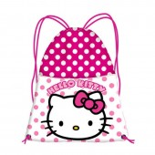 Saco Desporto Hello Kitty Dots