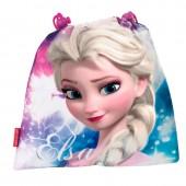Saco desporto/lanche 26cm de Frozen - Shining