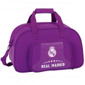Saco desporto lilás Real Madrid