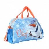 Saco desporto viagem Frozen Olaf Blue