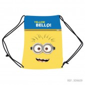 Saco Desporto Yellow Bello Minions